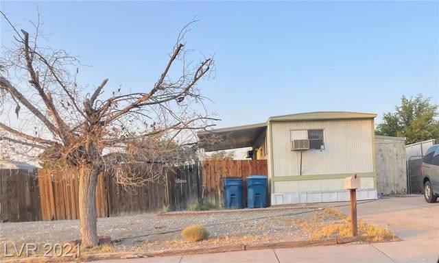 4913 Vista Flora Way, Las Vegas, NV 89121 (MLS #2343084) :: Coldwell Banker Premier Realty