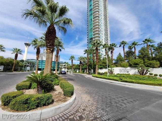 322 Karen Avenue #2705, Las Vegas, NV 89109 (MLS #2343092) :: The Melvin Team