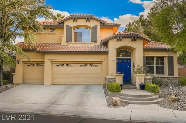 1508 Pine Leaf Drive, Las Vegas, NV 89144 (MLS #2343094) :: Hebert Group | eXp Realty