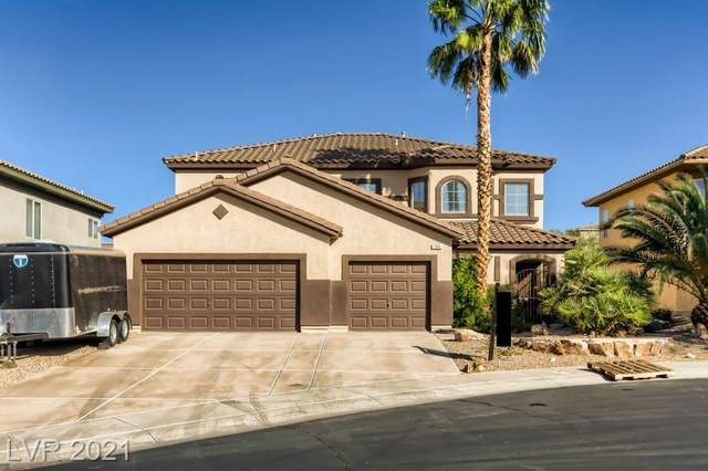 184 Red Arches Court, Henderson, NV 89012 (MLS #2343132) :: Keller Williams Realty