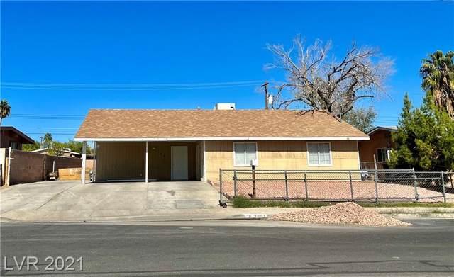 3801 Sunrise Avenue, Las Vegas, NV 89110 (MLS #2343133) :: DT Real Estate