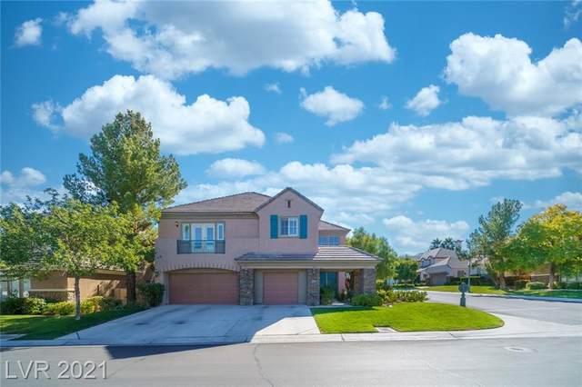 9609 Royal Lamb Drive, Las Vegas, NV 89145 (MLS #2343134) :: Hebert Group | eXp Realty