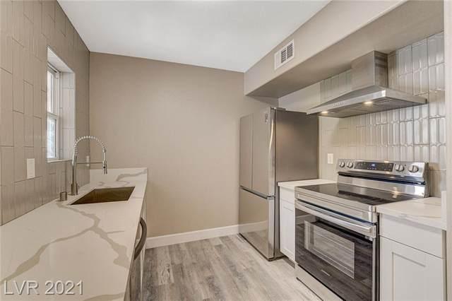 7255 W Sunset Road #2018, Las Vegas, NV 89113 (MLS #2343137) :: Hebert Group   eXp Realty