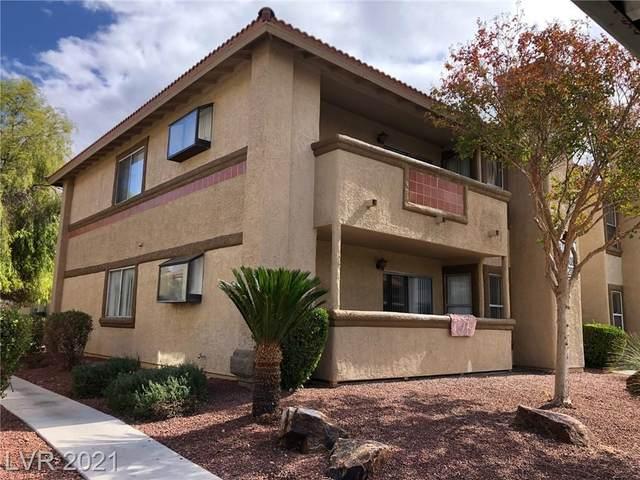 7300 Pirates Cove Road #2081, Las Vegas, NV 89145 (MLS #2343139) :: The Chris Binney Group | eXp Realty