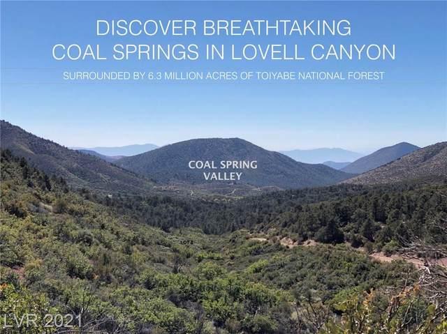 Lovell Canyon Summit Road -3, Las Vegas, NV 89124 (MLS #2343178) :: Alexander-Branson Team   Realty One Group