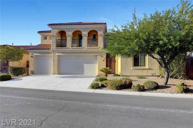 7628 Townsville Avenue, Las Vegas, NV 89113 (MLS #2343188) :: Hebert Group   eXp Realty