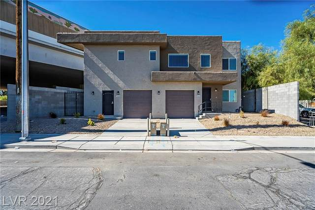363 N 14th Street, Las Vegas, NV 89101 (MLS #2343189) :: The Perna Group