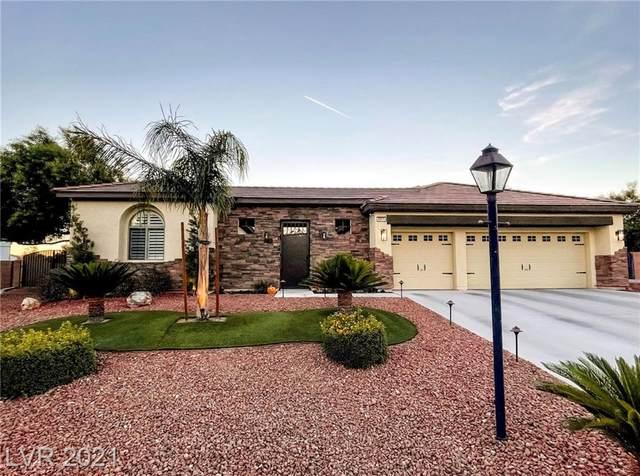 8411 Barocci Street, Las Vegas, NV 89131 (MLS #2343196) :: Keller Williams Realty