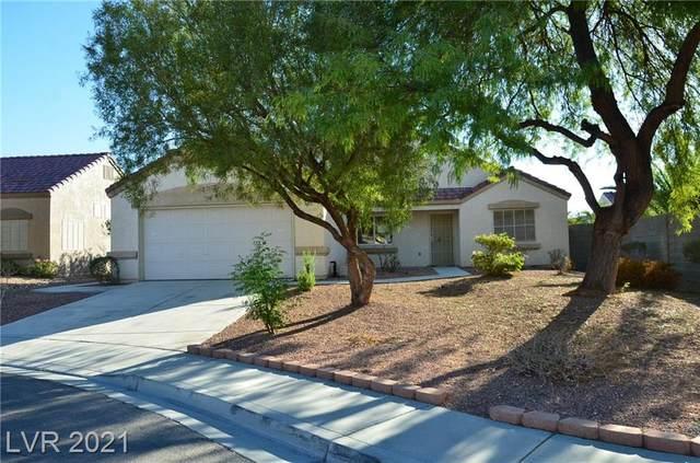 5928 White Coconut Court, North Las Vegas, NV 89031 (MLS #2343198) :: Signature Real Estate Group