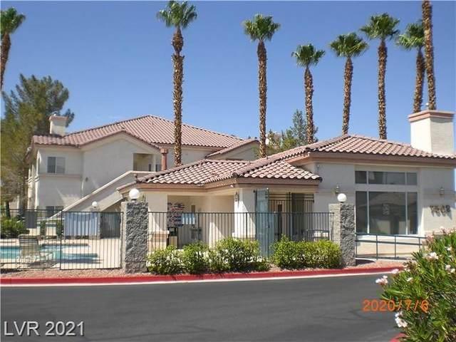 2108 Calville Street #101, Las Vegas, NV 89128 (MLS #2343202) :: The Wright Group
