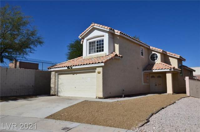 5348 Desert Blossom Road, Las Vegas, NV 89107 (MLS #2343204) :: Signature Real Estate Group