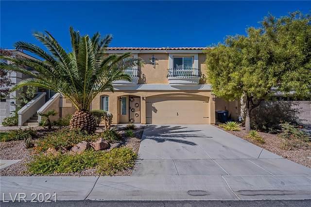 8443 Kettledrum Street, Las Vegas, NV 89139 (MLS #2343213) :: Hebert Group   eXp Realty