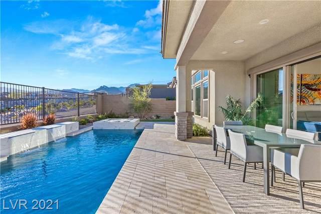 12461 Skyracer Drive, Las Vegas, NV 89138 (MLS #2343229) :: Signature Real Estate Group