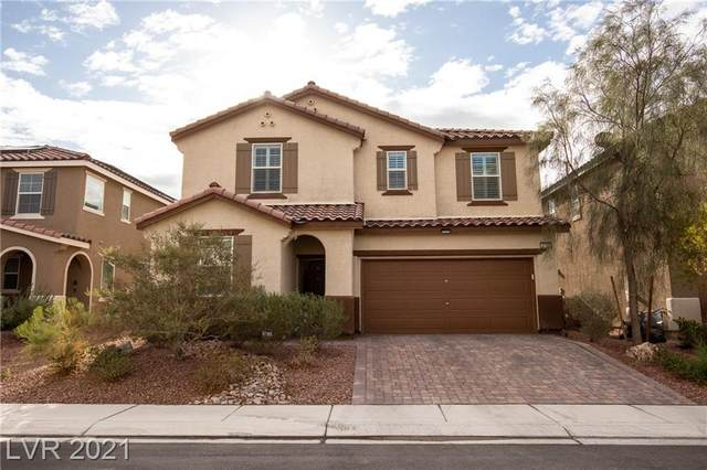 5728 Country Lake Lane, North Las Vegas, NV 89081 (MLS #2343230) :: Alexander-Branson Team   Realty One Group