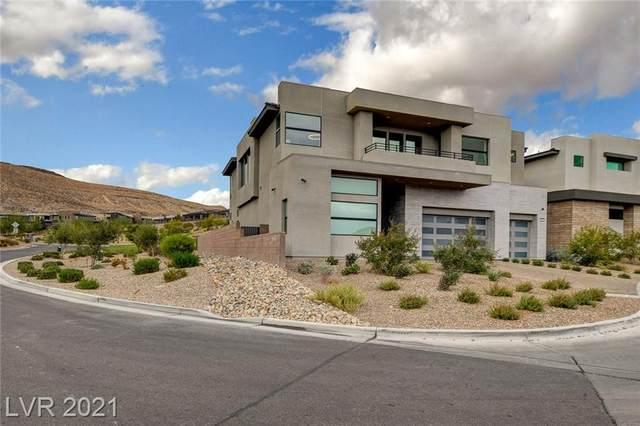 5293 Fading Sunset Drive, Las Vegas, NV 89135 (MLS #2343232) :: Hebert Group | eXp Realty