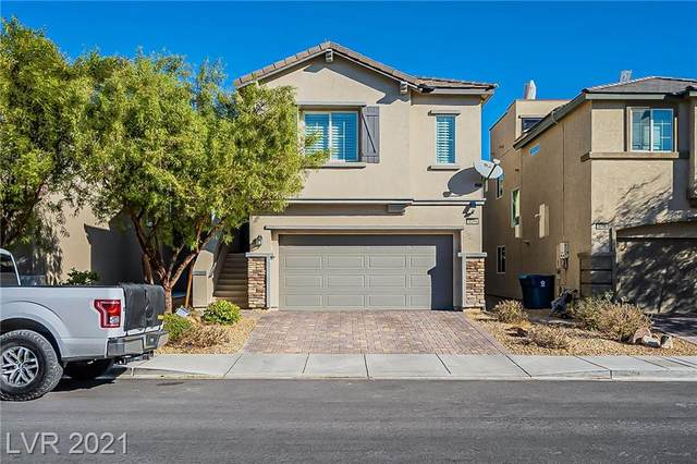 8244 Southern Cross Avenue, Las Vegas, NV 89131 (MLS #2343241) :: Alexander-Branson Team | Realty One Group