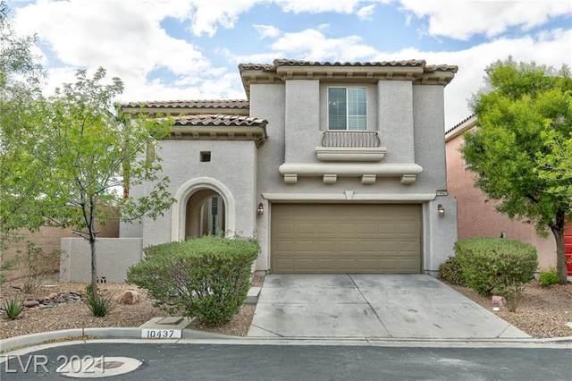 10437 Mulvaney Circle, Las Vegas, NV 89141 (MLS #2343251) :: Signature Real Estate Group