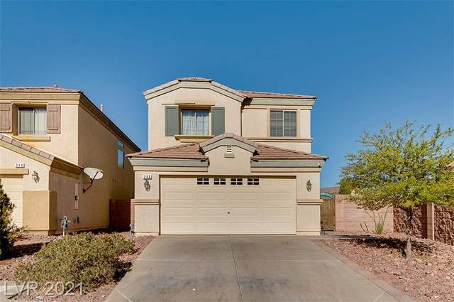 348 Bright Sumac Court, Henderson, NV 89015 (MLS #2343253) :: Coldwell Banker Premier Realty