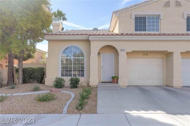 8449 Wandering Sun Avenue, Las Vegas, NV 89129 (MLS #2343254) :: Hebert Group   eXp Realty