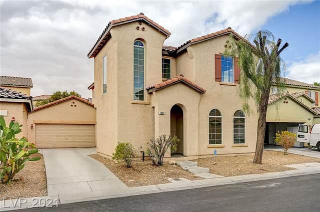 7881 Harp Tree Street, Las Vegas, NV 89139 (MLS #2343265) :: Hebert Group   eXp Realty