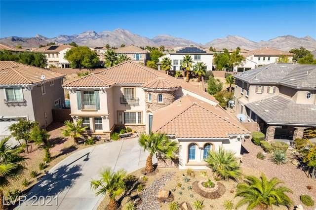 947 Armandito Drive, Las Vegas, NV 89138 (MLS #2343266) :: Alexander-Branson Team | Realty One Group