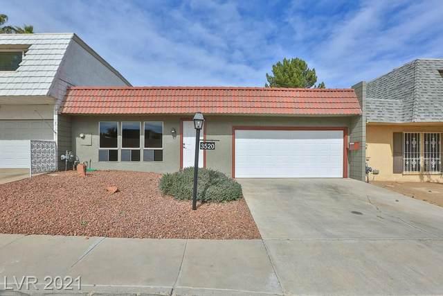 3520 Legendary Drive, Las Vegas, NV 89121 (MLS #2343268) :: The Perna Group