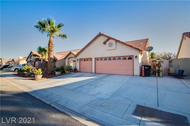 4349 Sophia Way, North Las Vegas, NV 89032 (MLS #2343300) :: Hebert Group   eXp Realty