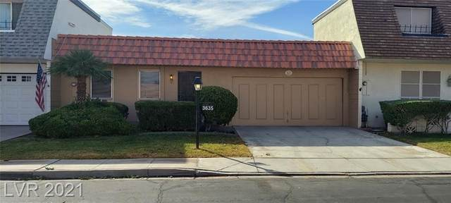 3635 Victory Avenue, Las Vegas, NV 89121 (MLS #2343304) :: Hebert Group | eXp Realty
