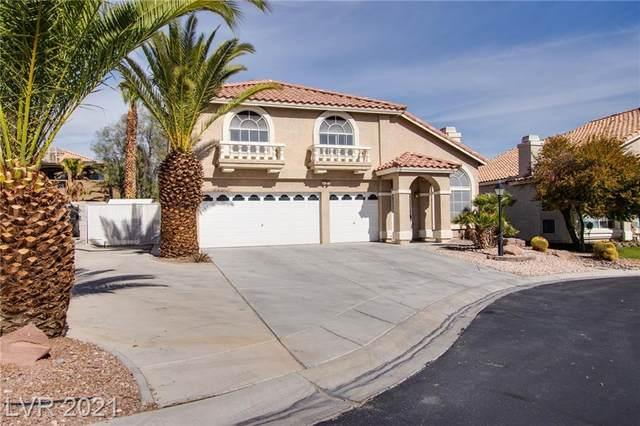 8204 Fawn Heather Court, Las Vegas, NV 89149 (MLS #2343305) :: Kypreos Team