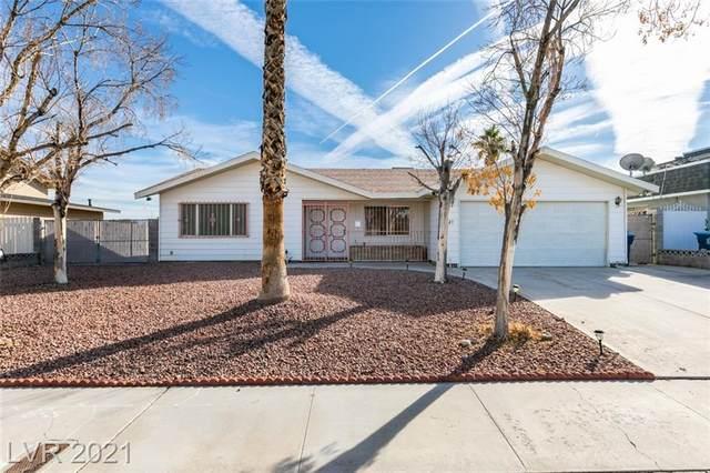 321 Brighton Road, Las Vegas, NV 89145 (MLS #2343320) :: DT Real Estate