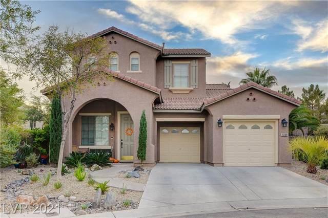 11269 Newbury Hills Avenue, Las Vegas, NV 89138 (MLS #2343322) :: Hebert Group | eXp Realty