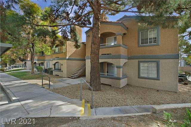 240 Mission Catalina Lane #105, Las Vegas, NV 89107 (MLS #2343323) :: Keller Williams Realty