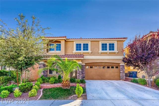 6467 Parrot Ridge Court, Las Vegas, NV 89139 (MLS #2343325) :: Hebert Group | eXp Realty