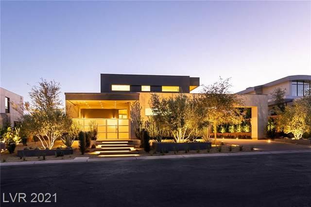 43 Sun Glow Lane, Las Vegas, NV 89135 (MLS #2343330) :: Custom Fit Real Estate Group