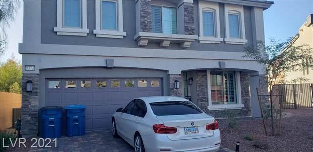 8373 Bartholomew Park Court, Las Vegas, NV 89139 (MLS #2343332) :: Reside - The Real Estate Co.