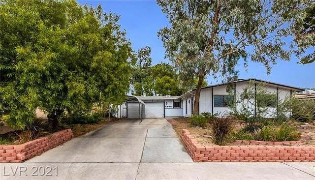 6948 Kim Avenue, Las Vegas, NV 89145 (MLS #2343336) :: DT Real Estate