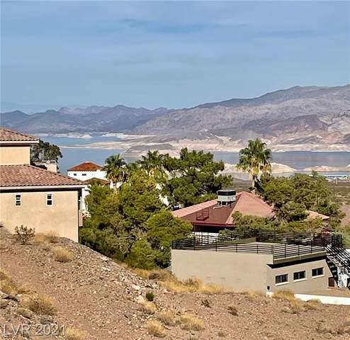 981 Keys Drive, Boulder City, NV 89005 (MLS #2343389) :: DT Real Estate