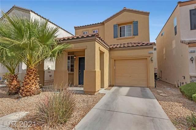 10152 Pleasant Village Place, Las Vegas, NV 89183 (MLS #2343430) :: The Perna Group