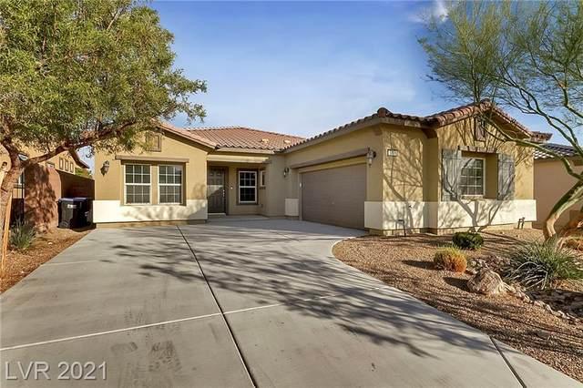 5016 Alejandro Way, North Las Vegas, NV 89031 (MLS #2343442) :: DT Real Estate
