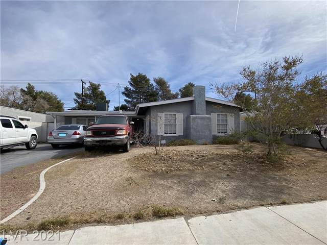 237 Falcon Lane, Las Vegas, NV 89107 (MLS #2343449) :: DT Real Estate