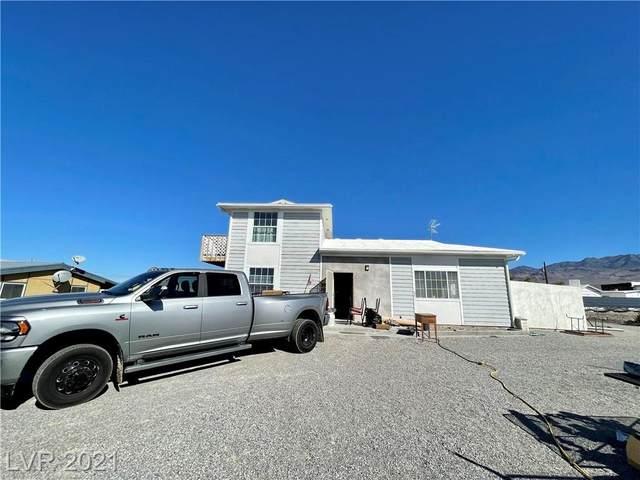 940 Greenwood Road, Pahrump, NV 89060 (MLS #2343451) :: Keller Williams Realty