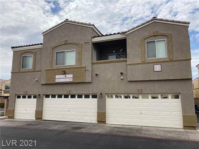6170 E Sahara Avenue #1001, Las Vegas, NV 89142 (MLS #2343496) :: Keller Williams Realty