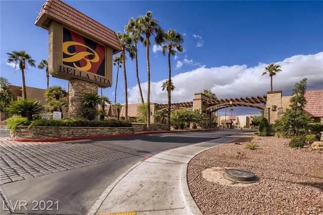 4310 Sandy River Drive #56, Las Vegas, NV 89103 (MLS #2343497) :: Keller Williams Realty