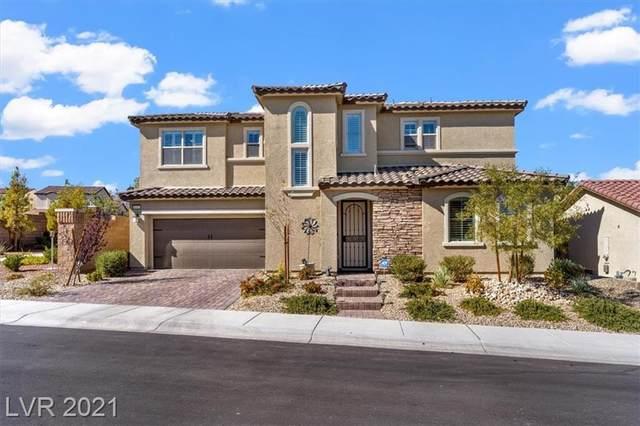 8081 California Pine Street, Las Vegas, NV 89166 (MLS #2343517) :: The TR Team