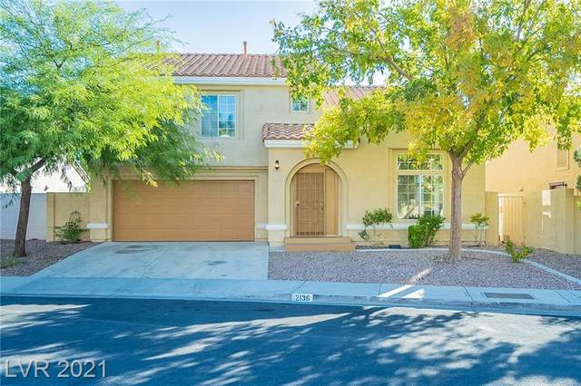 2136 Birch Gray Drive, Las Vegas, NV 89134 (MLS #2343525) :: Hebert Group | eXp Realty