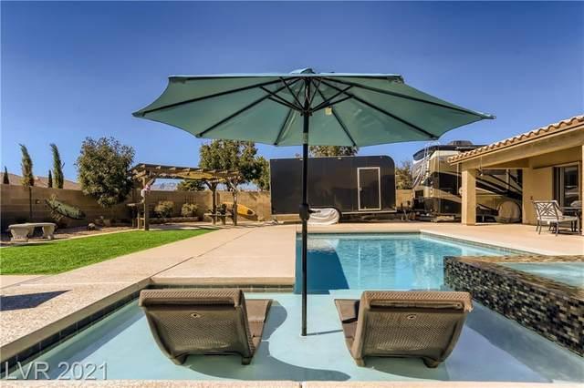 8097 Desert Cloud Avenue, Las Vegas, NV 89131 (MLS #2343536) :: Hebert Group | eXp Realty