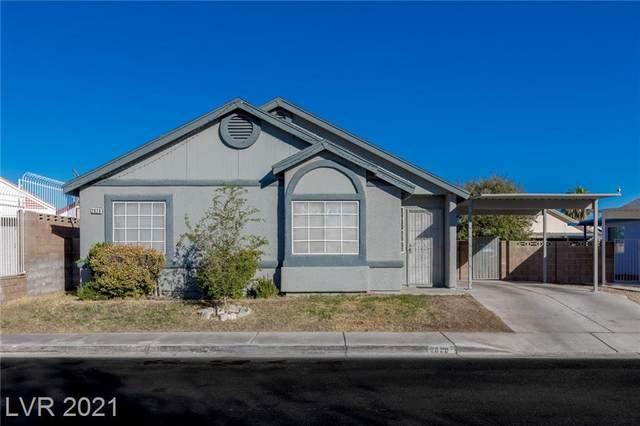 2020 Havelina Street, Las Vegas, NV 89108 (MLS #2343544) :: DT Real Estate