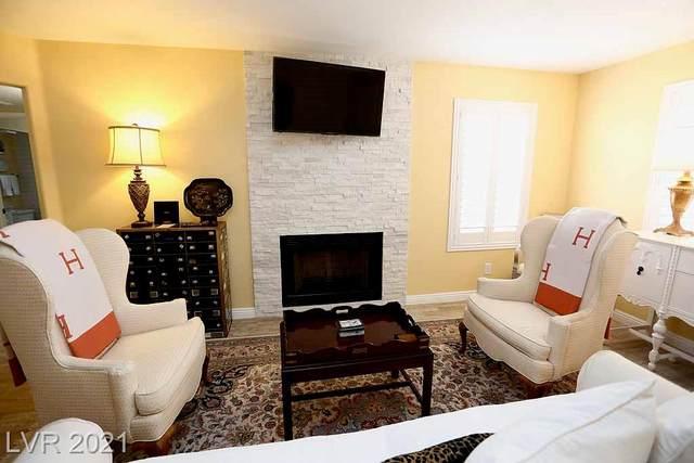 3450 Erva Street #108, Las Vegas, NV 89117 (MLS #2343564) :: Hebert Group | eXp Realty