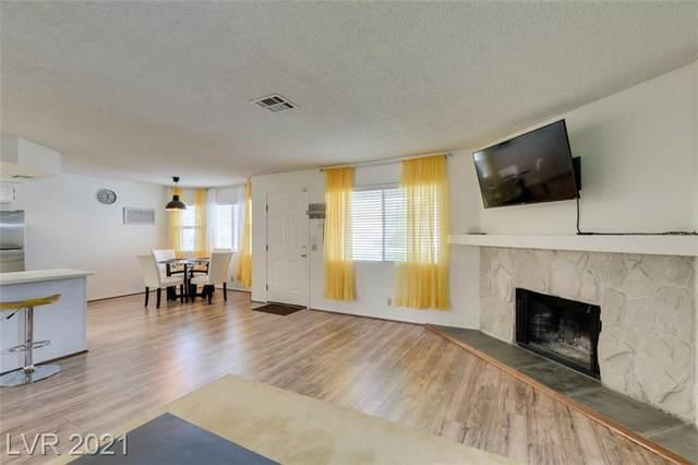 928 Rockview Drive #202, Las Vegas, NV 89128 (MLS #2343589) :: Hebert Group | eXp Realty