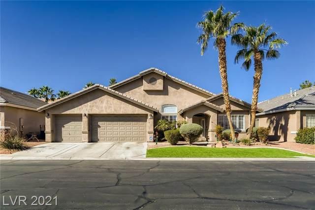7461 Traverse Street, Las Vegas, NV 89120 (MLS #2343603) :: Hebert Group | eXp Realty